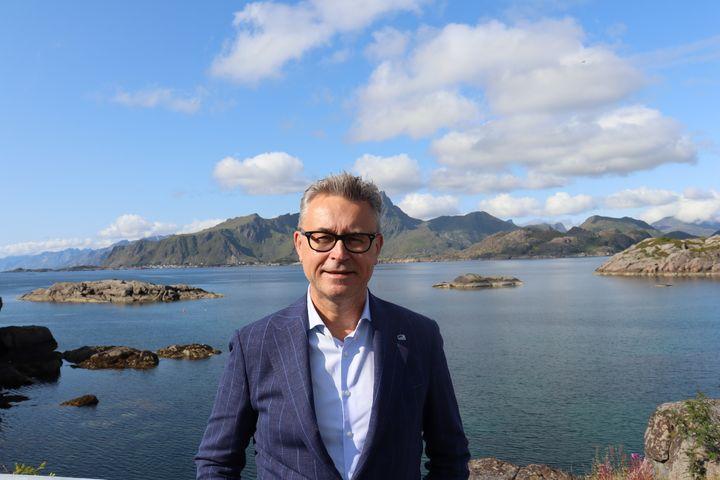 Fiskeri- og sjømatminister Odd Emil Ingebrigtsen.