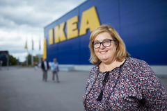 Clare Rodgers, CEO&CSO IKEA AS