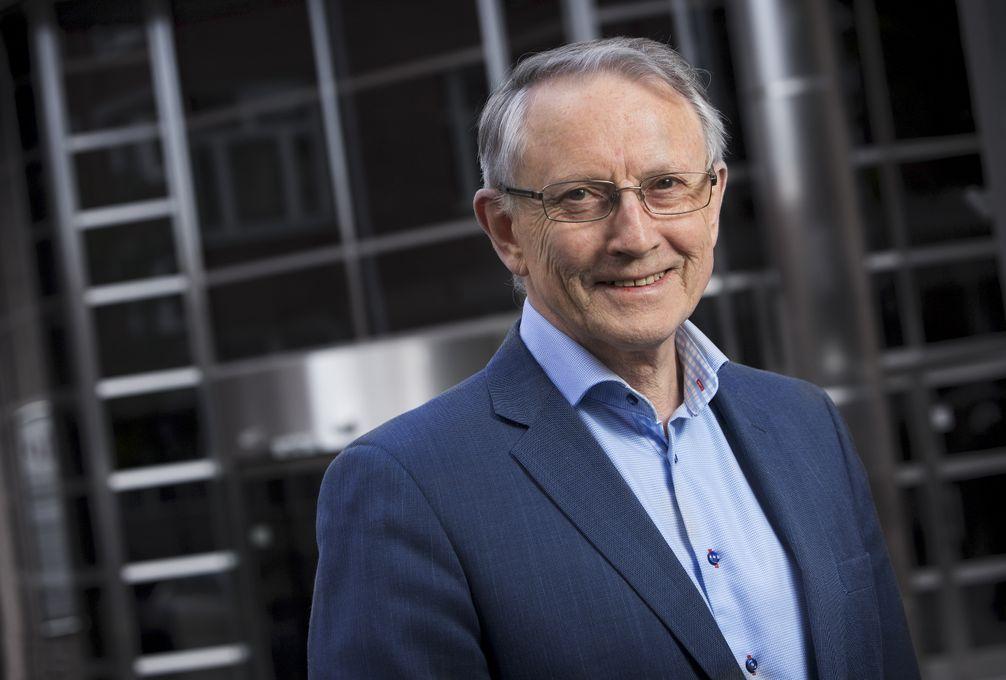 – Vi ønsker å flagge vår rolle som samarbeidspartner for næringslivet, sier administrerende direktør i Forskningsrådet, Arvid Hallén.