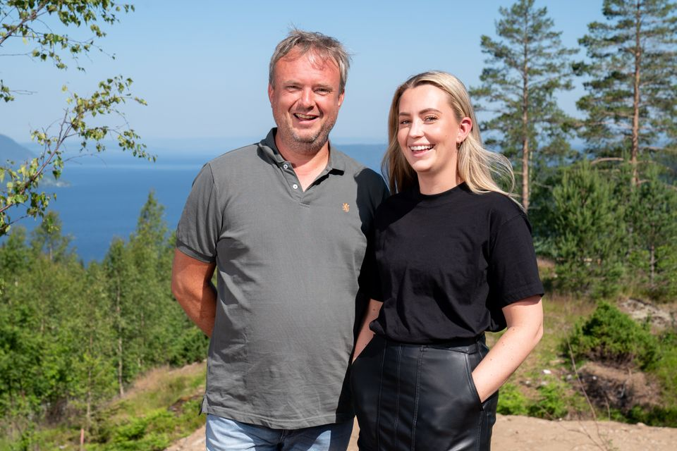 Kurt og Veronica. Foto: Espen Solli/TV 2
