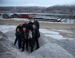 I havn med terminaltomt i Tromsø