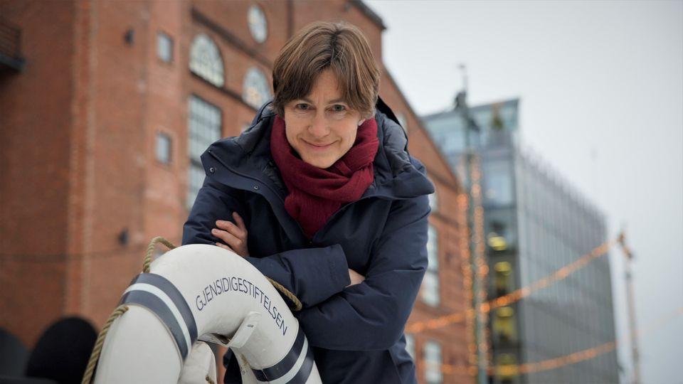 Ingrid Tollånes, leder for samfunn og gave i Gjensidigestiftelsen