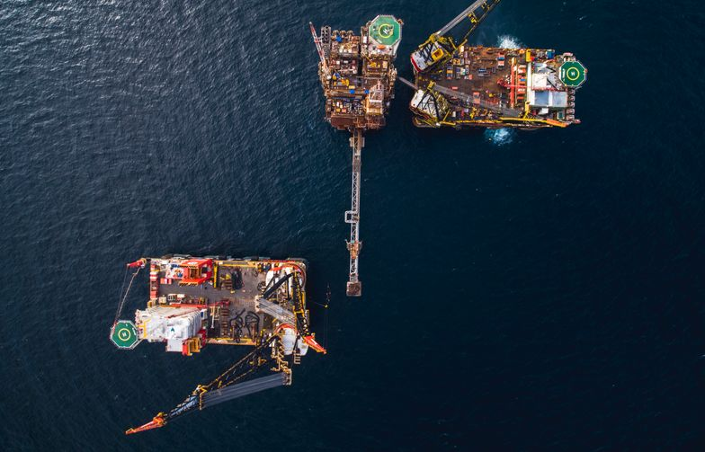TAQA Europe is embarking on one of the largest decommissioning exercises in the North Sea to date. Photo: Taqa
