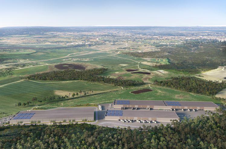 Illustrasjon: Klinga Logistikpark