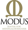 MODUS - Senter for middelaldermusikk