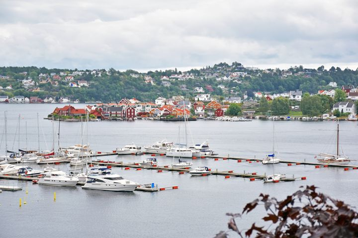 Arendal i Aust-Agder. Foto:Thinkstock
