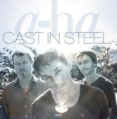 "Coverbilde: a-ha ""Cast In Steel"". Foto: Just Loomis. Universal Music Norge 2015."