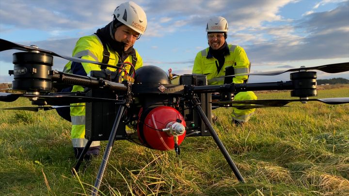 Foto: Nordic Unmanned
