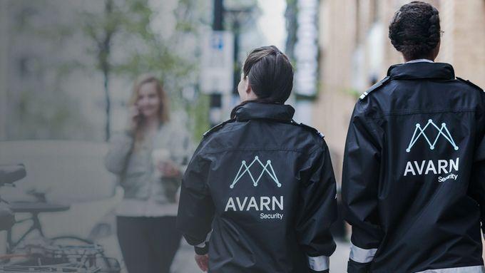 Sikkerhetsselskapet Nokas har byttet navn til Avarn Security