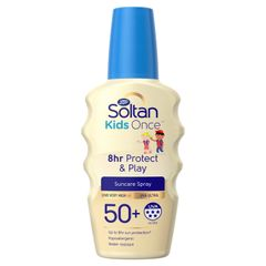 Soltan Kids Once 8 Hours SPF 50+