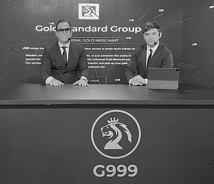 Josip Heit: G999 Blockchain - Gold Standard Group plans IPO in 2021.