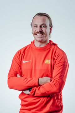Leonard Snoeks, sportsdirektør i Uno-X Norwegian Development Team. Photo: Jan Brychta